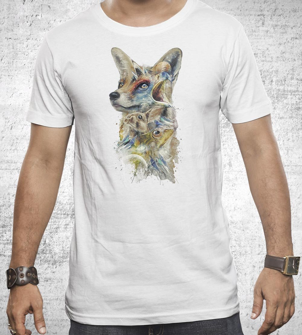 Starfox Heroes of Lyat T-Shirts by Barrett Biggers - Pixel Empire