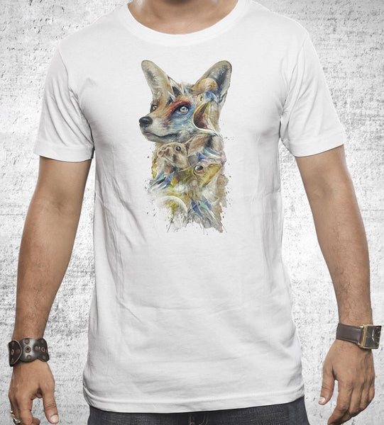 Starfox Heroes of Lyat Men's Shirt by Barrett Biggers - Pixel Empire