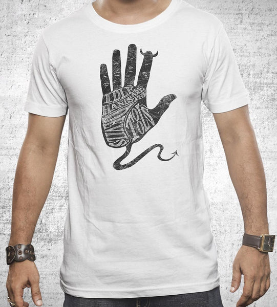 Idle Hands T-Shirts by Dianne Delahunty - Pixel Empire