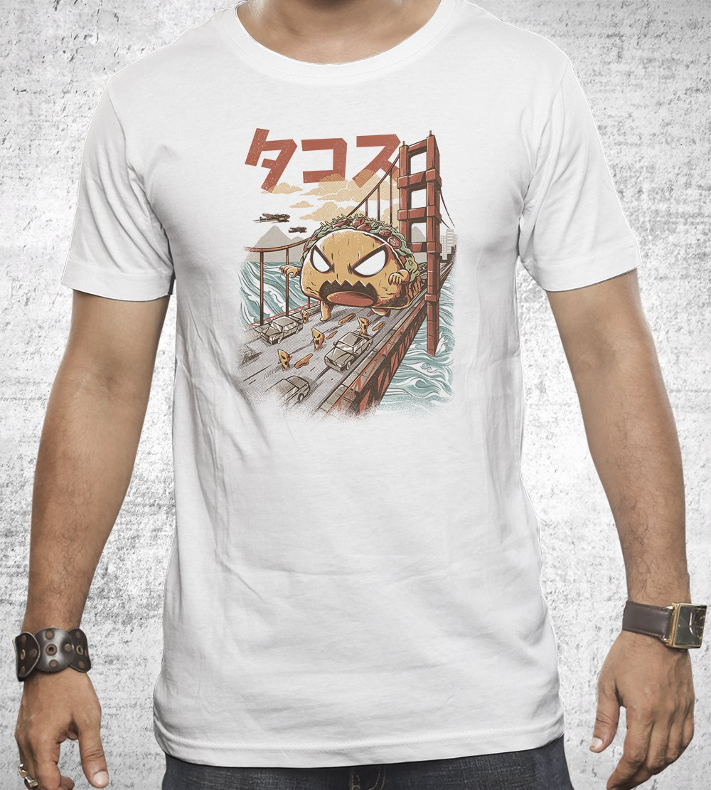 Takaiju T-Shirts by Ilustrata - Pixel Empire