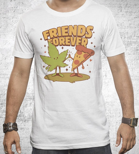 Friends Forever T-Shirts by Ilustrata - Pixel Empire