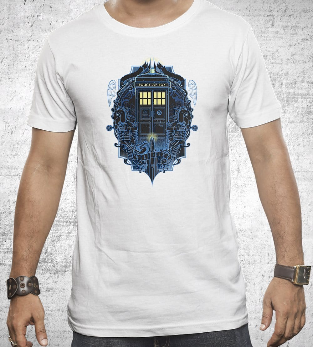 It's Bigger On The Inside T-Shirts by StudioM6 - Pixel Empire