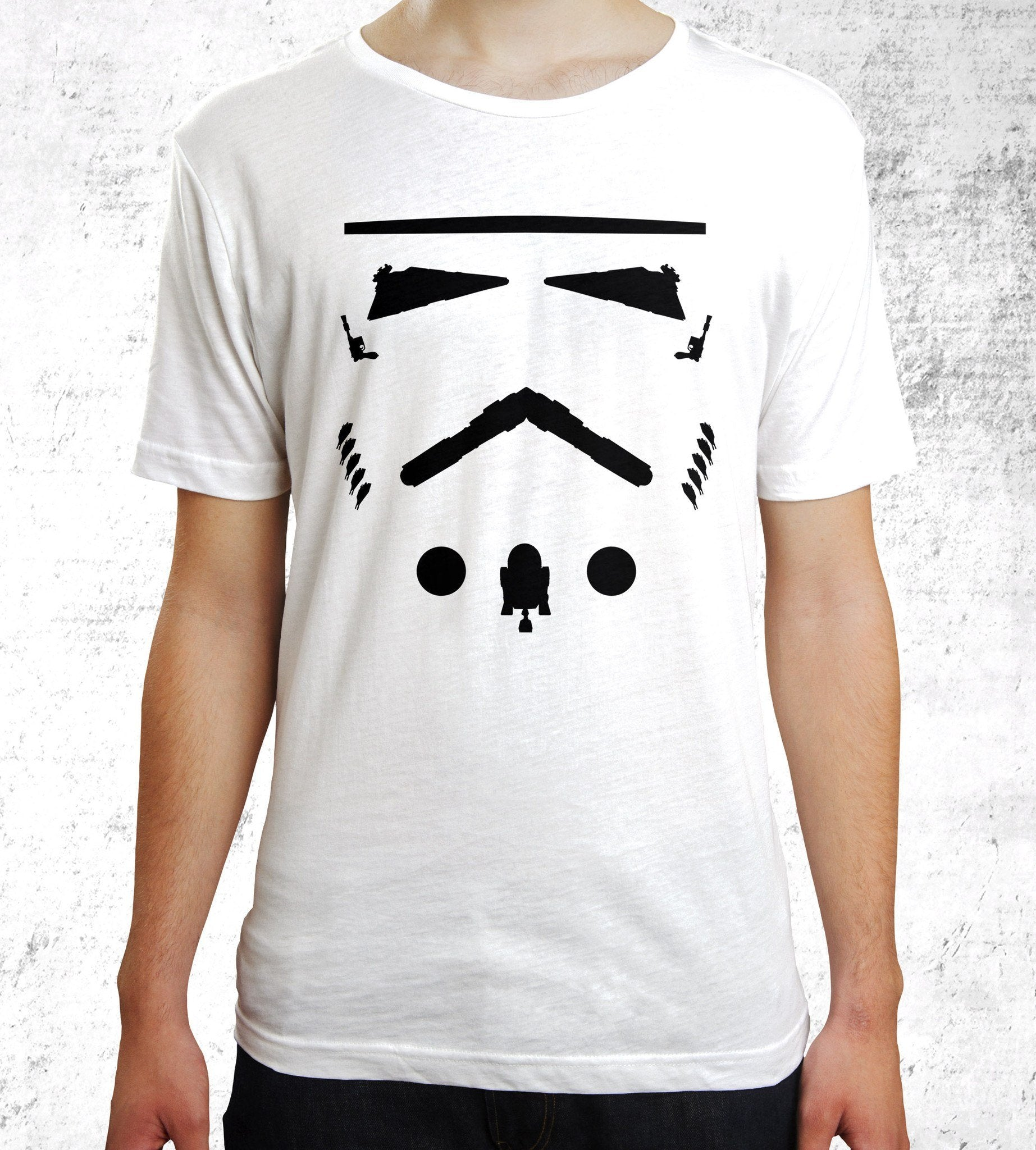 Not the Droids You're Looking For T-Shirts by Dylan West - Pixel Empire