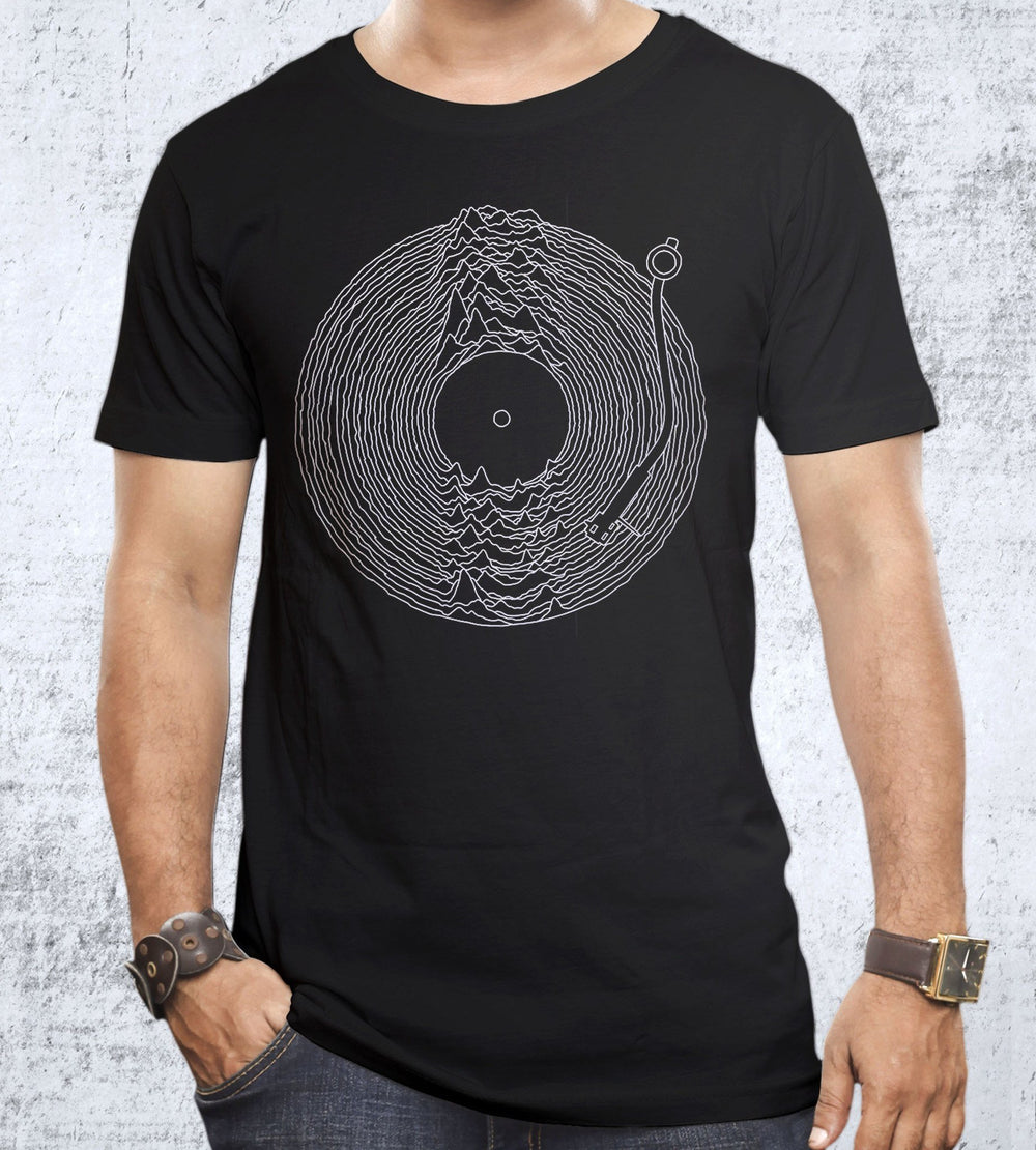 Soundscape T-Shirts by Grant Shepley - Pixel Empire