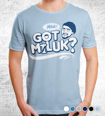 Got Miluk? T-Shirts by Caddicarus - Pixel Empire