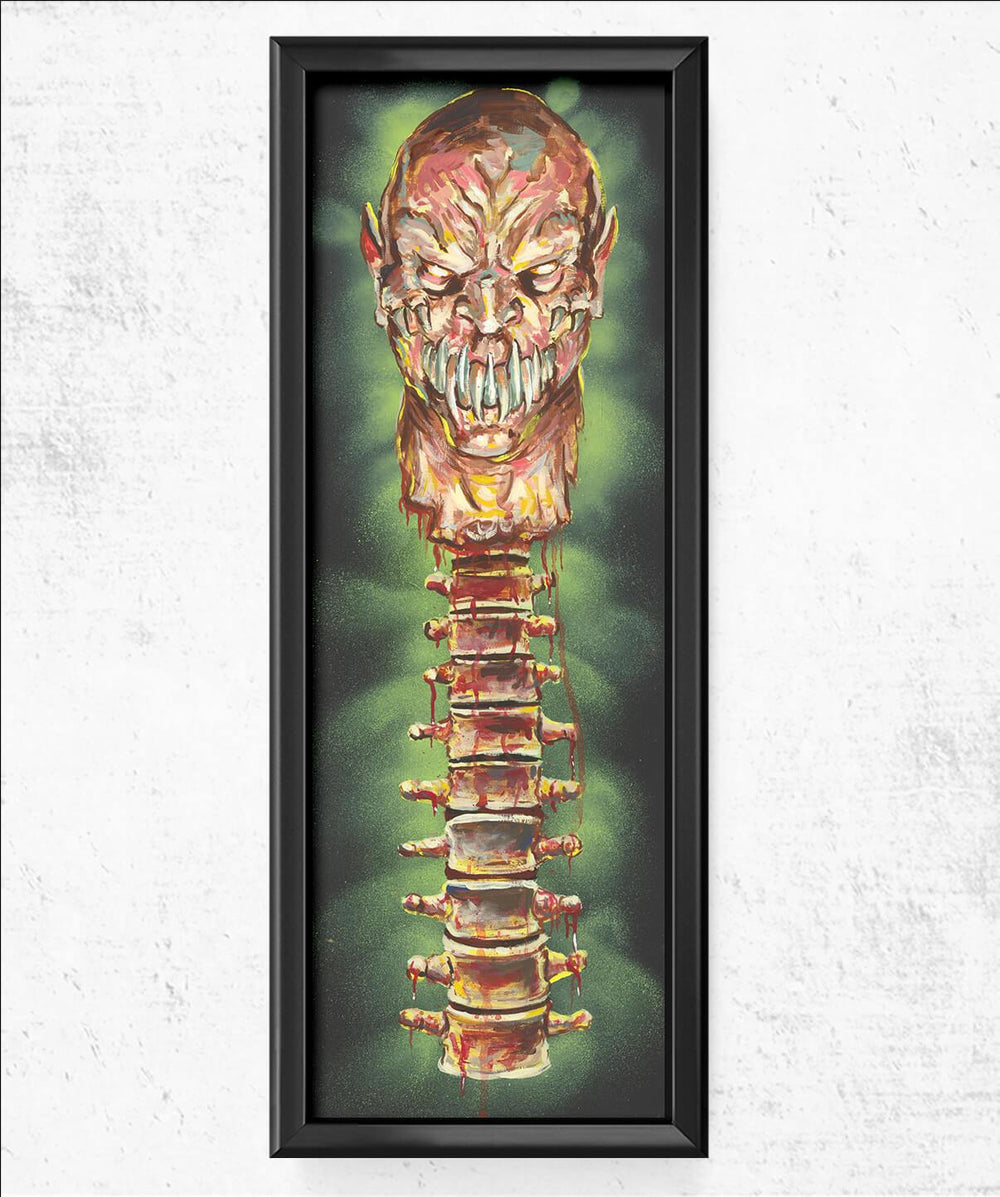 Baraka Spine Fatality 11.75x36 Posters by Cody James by Cody - Pixel Empire