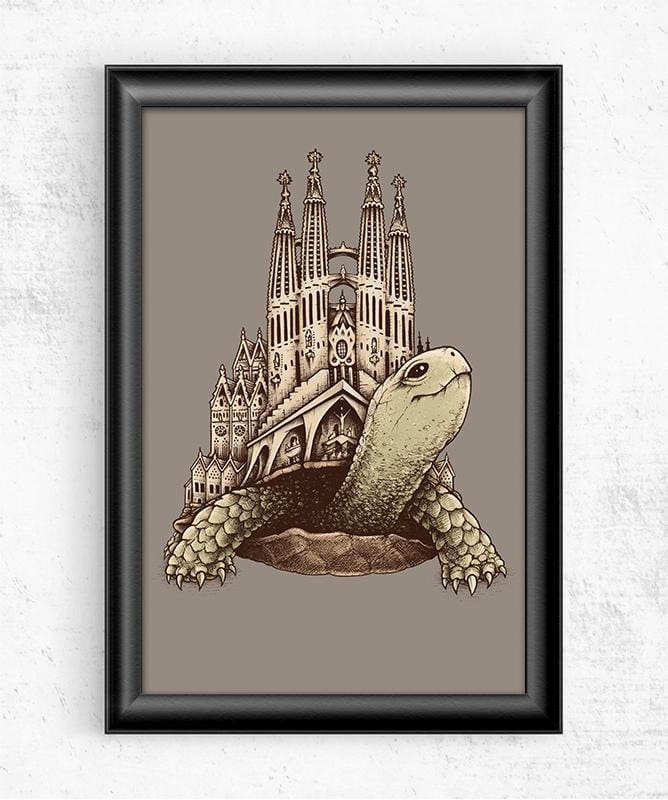 Slow Architecture Posters by Enkel Dika - Pixel Empire