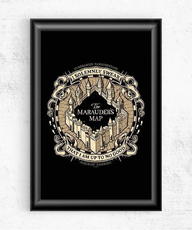 I Solemnly Swear Posters by StudioM6 - Pixel Empire