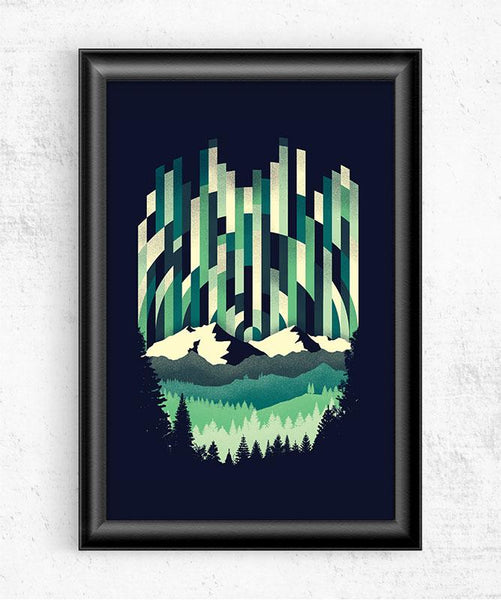 Sunset in Vertical Posters by Dianne Delahunty - Pixel Empire