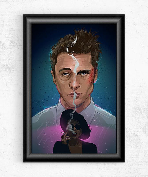 Fight Club Posters by Nikita Abakumov - Pixel Empire
