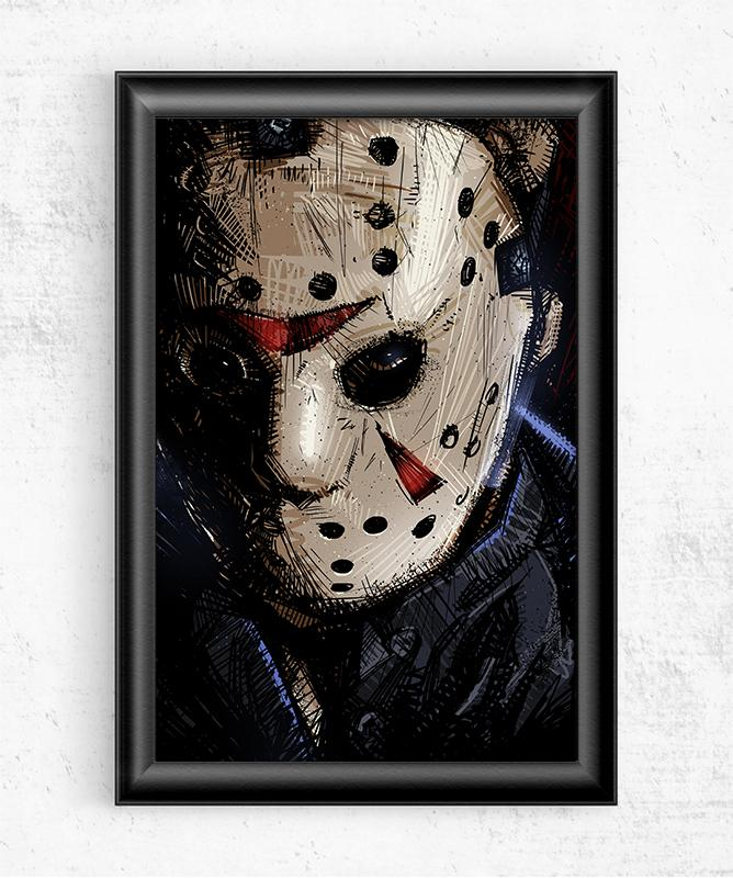 Jason Posters by Nikita Abakumov - Pixel Empire