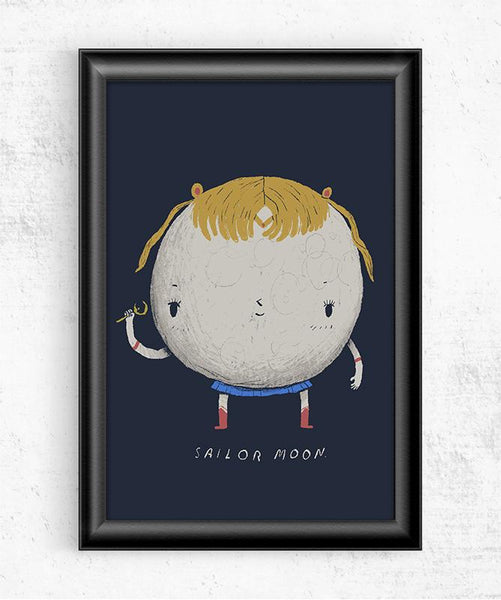 Moonsailor Posters by Louis Roskosch - Pixel Empire