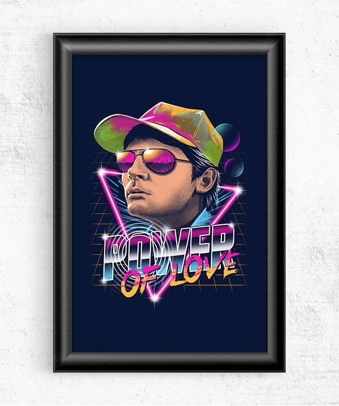 Power of Love Posters by Vincent Trinidad - Pixel Empire
