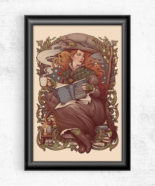 Folk Witch Posters by Medusa Dollmaker - Pixel Empire