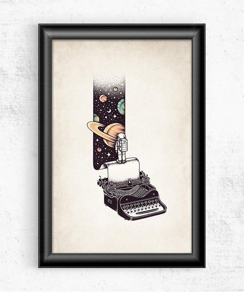 Beyond Your Imagination Posters by Enkel Dika - Pixel Empire