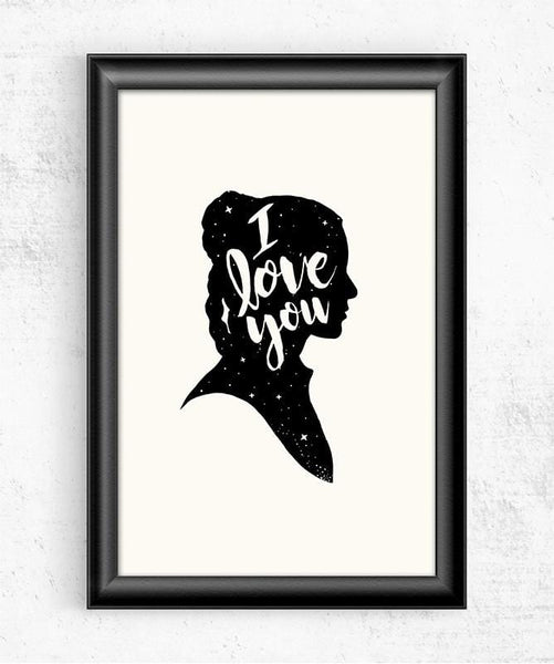 I Love You Posters by Creative Outpouring - Pixel Empire