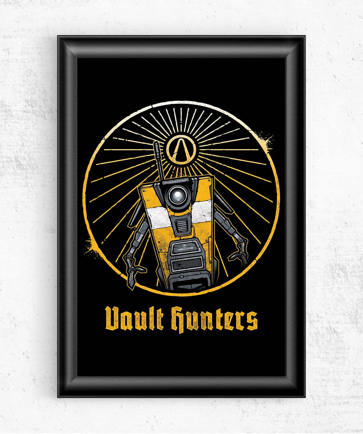 Vault Hunters Posters by StudioM6 - Pixel Empire