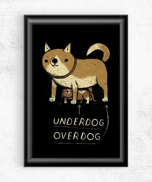 Underdog Posters by Louis Roskosch - Pixel Empire