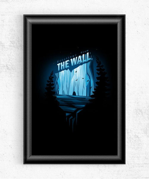 The Wall Posters by Alyn Spiller - Pixel Empire