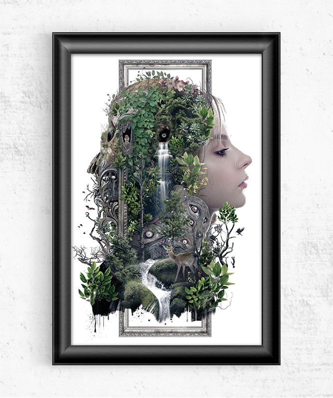 Duality of Nature Posters by Barrett Biggers - Pixel Empire