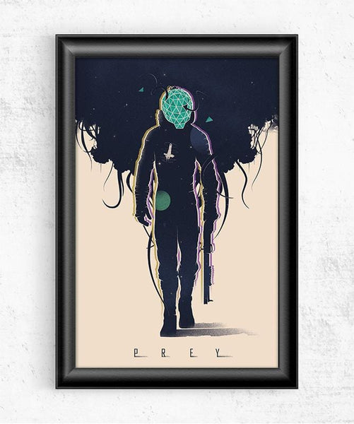 Prey Posters by Felix Tindall - Pixel Empire