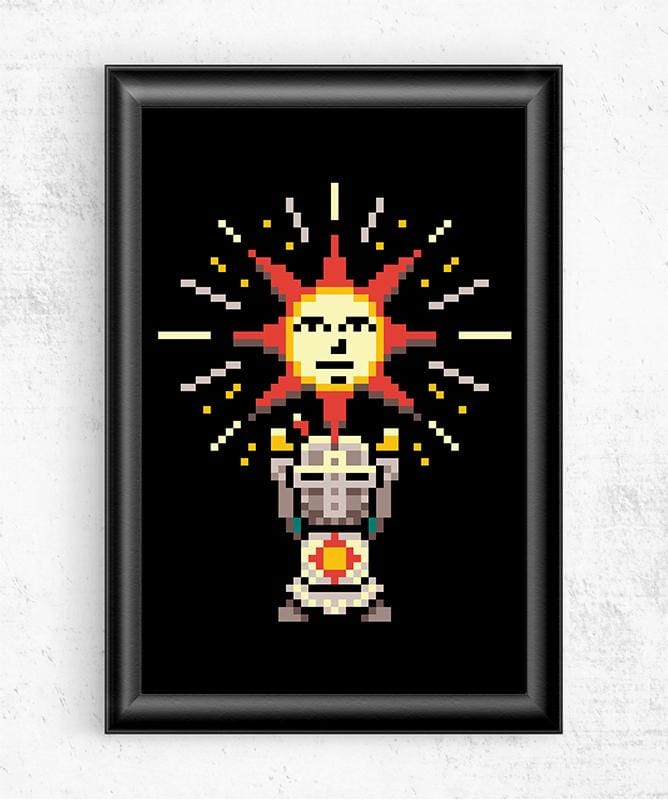 Praise the Pixel Posters by Typhoonic - Pixel Empire