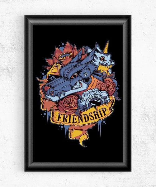 Friendship Power Posters by Typhoonic - Pixel Empire