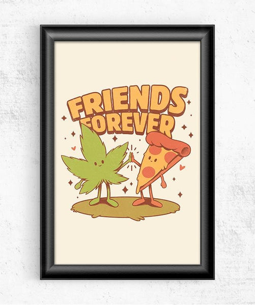 Friends Forever Posters by Ilustrata - Pixel Empire