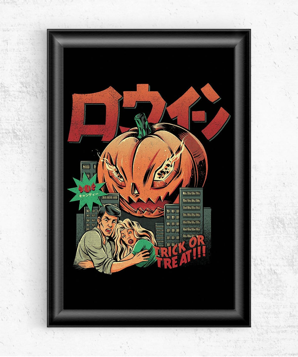 Halloween Posters by Ilustrata - Pixel Empire