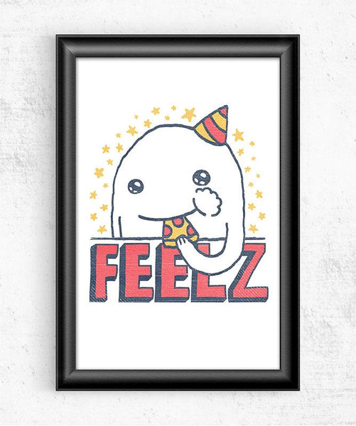 Feelz Posters by Perry Beane - Pixel Empire
