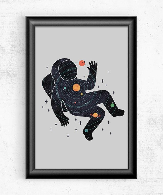 Inner Space Posters by Rick Crane - Pixel Empire
