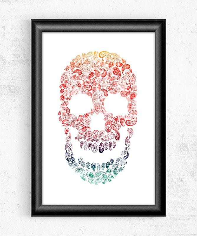 Death By Paisley Posters by Dianne Delahunty - Pixel Empire