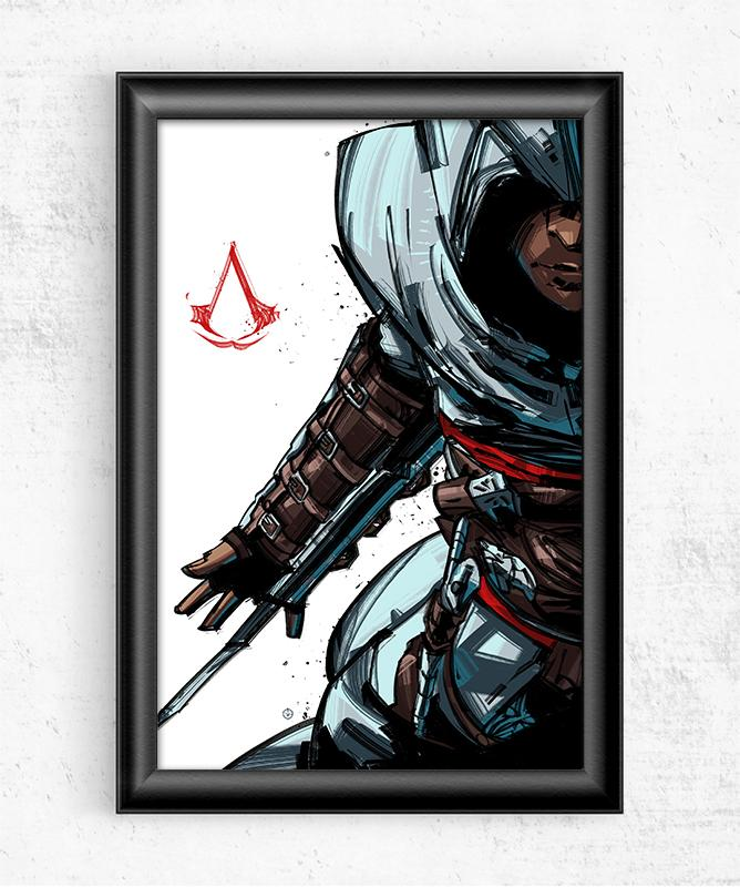 Assassins Creed Posters by Nikita Abakumov - Pixel Empire