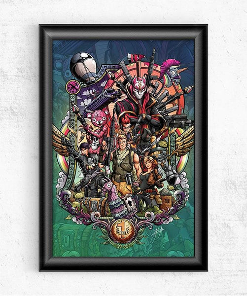 Ready For Battle Posters by Juan Manuel Orozco - Pixel Empire