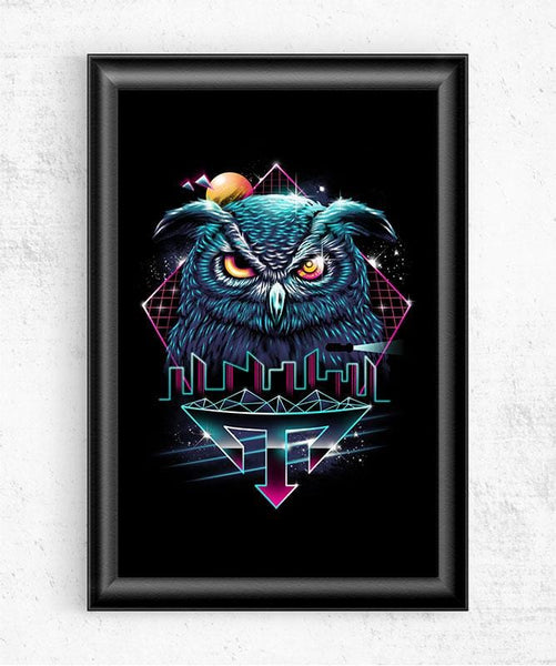 Nocturnal Animod Posters by Vincent Trinidad - Pixel Empire