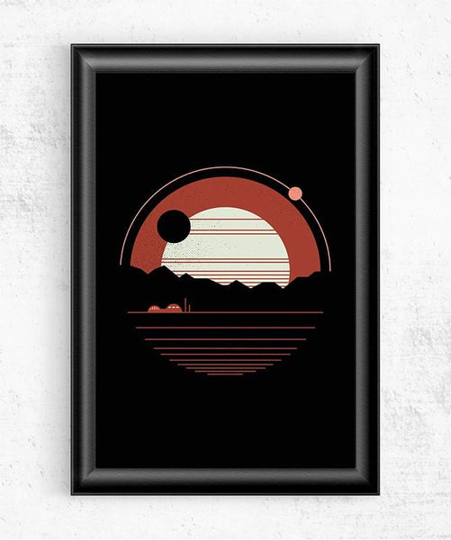 Solitude Posters by Rick Crane - Pixel Empire