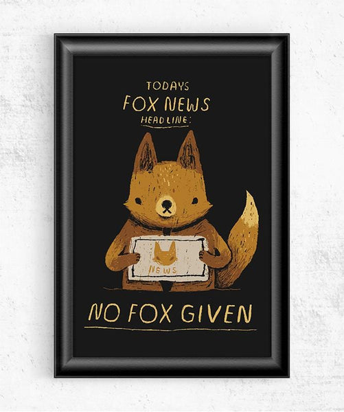 Fox News Posters by Louis Roskosch - Pixel Empire