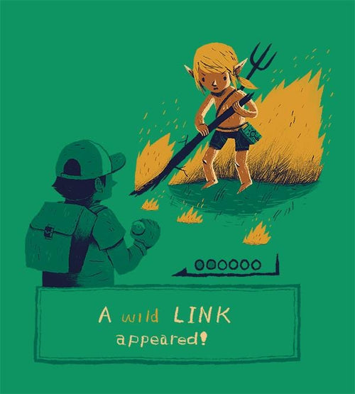 Wild Link Hoodies by Louis Roskosch - Pixel Empire