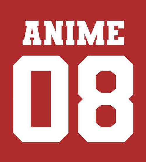 Anime 08 T-Shirts by Scott The Woz - Pixel Empire