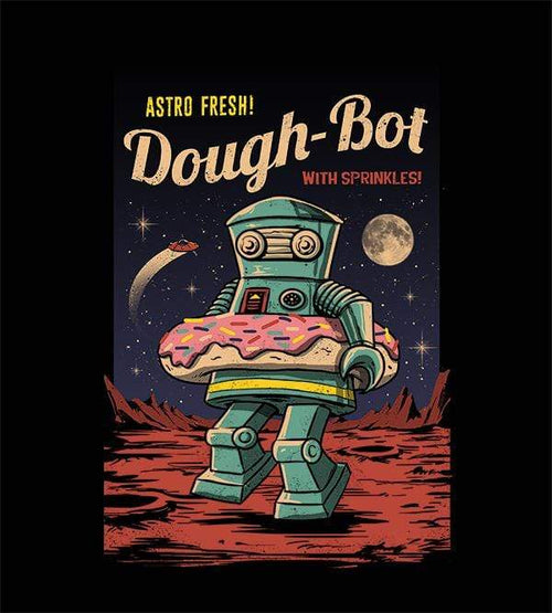 Dough Bot Hoodies by Vincent Trinidad - Pixel Empire