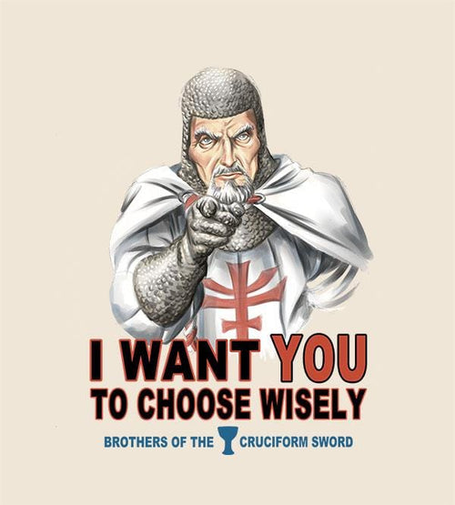 Choose Wisely T-Shirts by Saqman - Pixel Empire