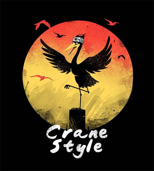 Crane Style Hoodies by Vincent Trinidad - Pixel Empire