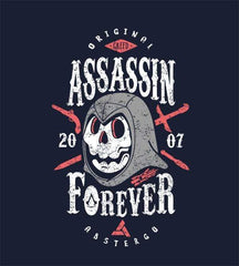 Assassin Forever Men's Shirt by Olipop - Pixel Empire