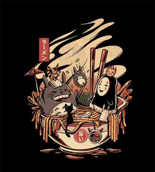 Ramen Pool Party T-Shirts by Ilustrata - Pixel Empire