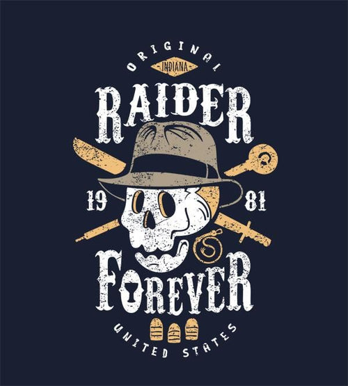 Raider Forever Hoodies by Olipop - Pixel Empire