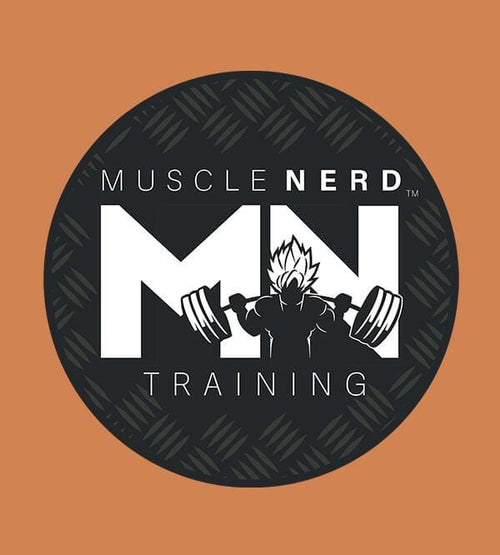 Saiyan Training T-Shirts by Muscle Nerd - Pixel Empire