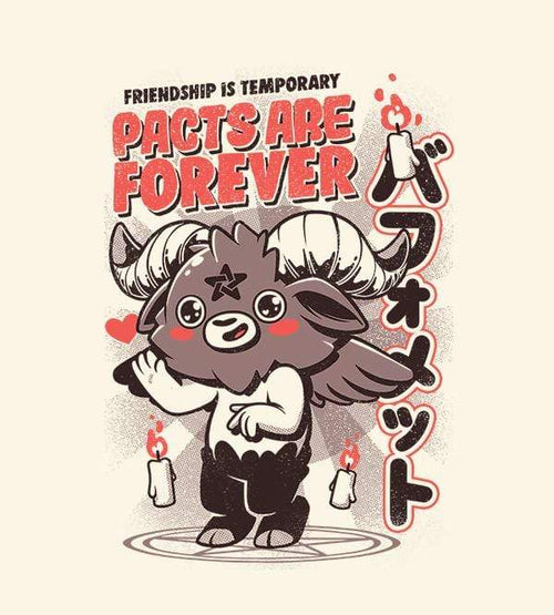 Pacts Are Forever Hoodies by Ilustrata - Pixel Empire