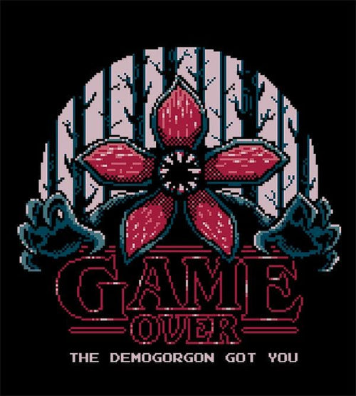 Demogorgon Got You T-Shirts by Typhoonic - Pixel Empire