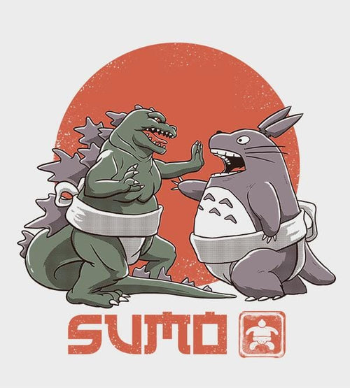 Sumo Pop Hoodies by Vincent Trinidad - Pixel Empire