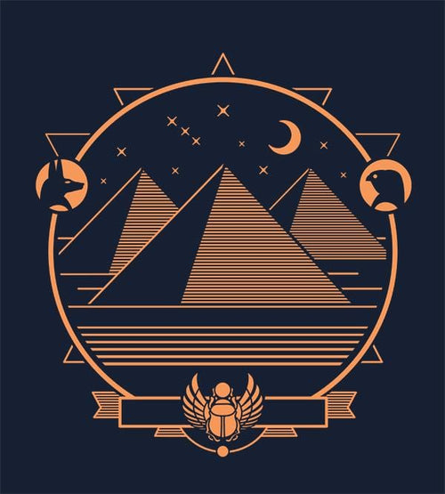 Ancient Egypt Hoodies by Grant Shepley - Pixel Empire